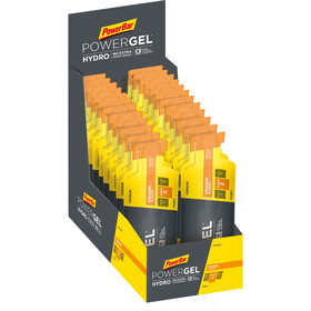 PowerBar PowerGel Hydro Sacoche 24 x 67ml, Orange